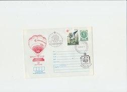 BULGARIA Envelope 1989 With WWF  Panda Cancellation.