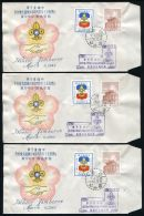 TAIWAN SCOUTS JAMBOREE 1961 - Unclassified
