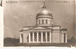 Mi1177 Moldova Moldavia Romania Basarabia Chisinau Kichineff Soborul Catedrala Cathedral Cathedrale Clocher Bell - Moldavie