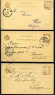 HUNGARY POSTAL STATIONERY CARDS TYPE 11b - Hungary
