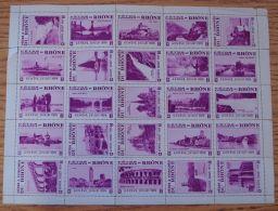 SWITZERLAND FRANCE RIVER RHONE FETES DURHONE GENEVA 1929 - Switzerland