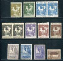 BELGIUM BRUSSELS INTERNATIONAL EXHIBITIONS 1897 AND 1910 - Belgium