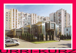 TRANSNISTRIA 2012 Tiraspol Architecture Building TRANS-Dniester Pridnestrovian Republican Bank Postcard Card Mint - Banks