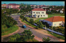 BISSAU - MUNICIPIOS - Aspecto Parcial E Camara Municipal( Ed. Foto Serra Nº 133) Carte Postale - Guinea Bissau
