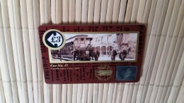 Phonecard Isle Of Man Old Tram (Mint,Neuve) Very Rare !