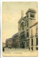 18554   -   Bruxelles  -  La Synagogue - Judaisme