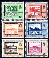 Jersey - 1993 - 50th Anniversary Of Blampied's Occupation Stamps - MNH - Jersey