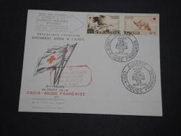 FRANCE / ALGÉRIE - Enveloppe Illustrée De La Croix Rouge De 1957  - A Voir - L 4739 - Algérie (1924-1962)