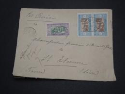 FRANCE / SÉNÉGAL - Env. De Tamba Counda Par Avion Pour La France En 1929 , Affranchissement Plaisant - A Voir - L 4742 - Brésil