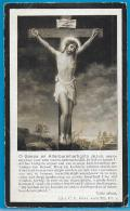 Bidprentje Van Méssire Martial V. A. Deudon D´Heysbroeck - Mechelen - Zemst - 1849 - 1924 - Devotion Images