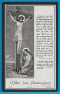 Bidprentje Van Zuster Maria Egidia St-Laureins - Oostakker - 1894 - 1926 - Images Religieuses