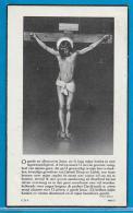 Bidprentje Van Graaf Alexandre Paul De Hemptinne - Gent - 1866 - 1955 - Images Religieuses