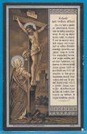 Bidprentje Van Delphine-Maria-F. Schelpe - Nevele - Deinze - 1833 - 1894 - Devotion Images