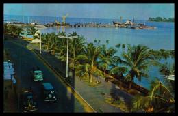 BISSAU - Vista Da Ponte Cais ( Ed. Foto Serra Nº 134) Carte Postale - Guinea Bissau