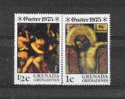 Granada 1975 Y&T Nr°60,61 ** - Grenade (1974-...)