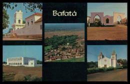 BAFATÁ - Igreja De Nova Lamego( Ed. Foto Serra Nº 155) Carte Postale - Guinea Bissau
