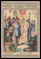 GUINÉ-BISSAU- Imperio Colonial Português - Desembarque De Nuno Tristão 1446  Carte Postale - Guinea Bissau