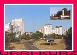 TRANSNISTRIA 2012 Tiraspol Entrance To City From Odessa Directions Postcard Card Mint - Moldova