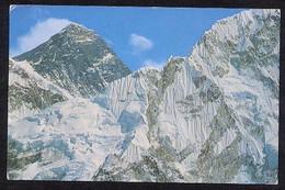 NEPAL - Sagaramāthā-Everest - Nepal