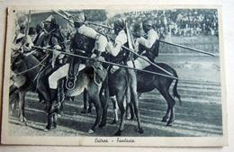 P.C.  -- ERYTHREE - ERITREA FANTASIA POSTA MILITARE 92 --- 1936 - Erythrée
