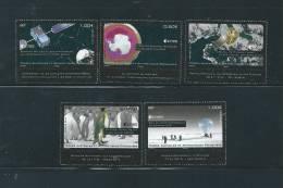 T.A.A.F   Timbres De 2012   Neuf ** Parfait - Unused Stamps