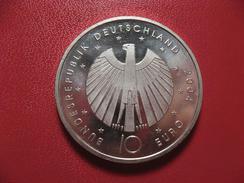Allemagne - 10 Euros 2004 - Coupe Du Monde De Football 2006 9120 - [10] Commémoratives