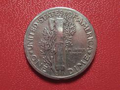 Etats-Unis - USA - One Dime 1940 9161 - Federal Issues
