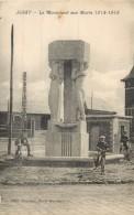 02 JUSSY - LE MONUMENT AUX MORTS ( ANIMEE - ENFANTS ) - France