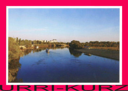 TRANSNISTRIA 2012 Tiraspol River Dniester View From Bridge Postcard Card Mint - Moldova