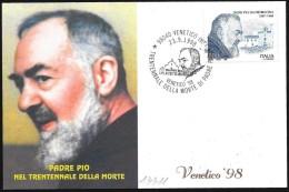 Italia/Italie/Italy: Beatificazione Di Padre Pio, Padre Pio´s Beatification, Béatification De Padre Pio - Cristianesimo
