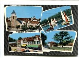 CP - Villiers Sur Marne     (94) - Villiers Sur Marne