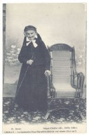 Cpa  Cérilly - La Centenaire Mme Chavaillon ...   ((S.178)) - France