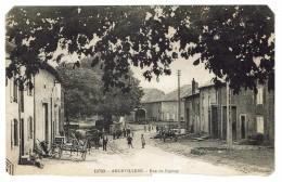 CPA - 57 - ANGEVILLERS - Rue De Fontoy - Dans L'état - - France