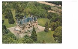 80 Flixecourt Vue Aerienne Chateau - Flixecourt