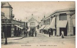 CPA - 35 - DINARD - Rue Du Casino - 1917 - - Dinard