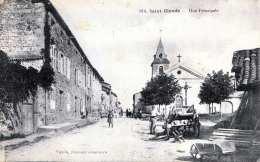 SAINT CLAUDE - Rue Principale - France