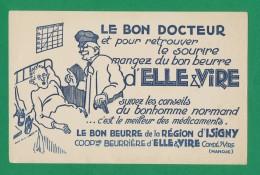 Buvard - Le Beurre ELLE & VIRE - Blotters