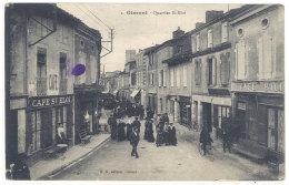 Cpa  Gimont - Quartier St-Eloi   ((S.198)) - France