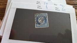 LOT 328099 TIMBRE DE FRANCE OBLITERE N°4