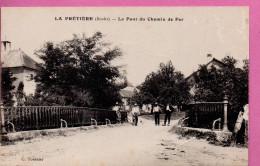 La Pretière - Le Pont Du Chemin De Fer - France