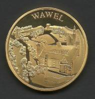 Poland, Souvenir Jeton, Krakow, Wawel. - Tokens & Medals