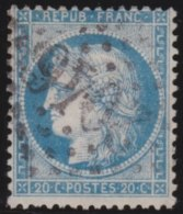 France   .     Yvert      37         .       O           .         Oblitéré