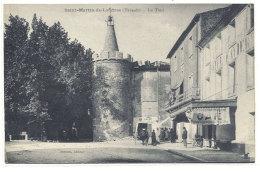 Cpa Saint-Martin-de-Londres - La Tour  ((S.210)) - France