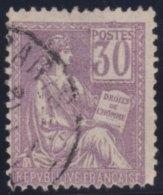 France   .     Yvert       115         .       O           .         Oblitéré