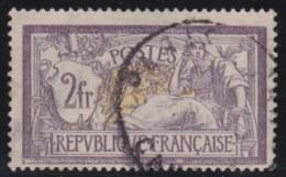 France   .     Yvert       122        .       O           .         Oblitéré