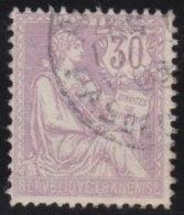 France   .     Yvert       128          .       O           .         Oblitéré