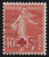France   .     Yvert       146            .       O           .         Oblitéré