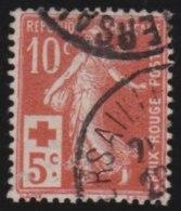 France   .     Yvert       147            .       O           .         Oblitéré