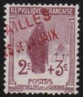 France   .     Yvert      148             .       O           .         Oblitéré