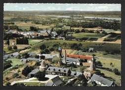 BLAISON Vue Aérienne Le Pied Renard Moulins (Combier) Maine & Loire (49) - France